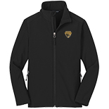 Youth Core Soft Shell Jacket - Pueblo Tigers
