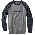 Crewneck Colorblock Sweatshirt