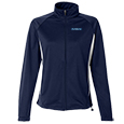 Ladies Soft Knit Warm-up Jacket