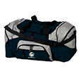Color Block Sport Duffel