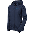 Ladies Full Zip WInd Jacket