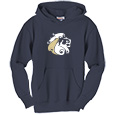 Youth Lion Hooded Sweatshirt