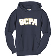 Youth SCPA Hooded Sweatshirt
