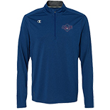 Champion - Vapor Performance Heather Quarter-Zip Pullover