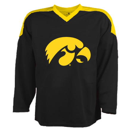 Identity Stores - University of Iowa Hawkeye Hockey - Replica League ... fe9a85e3a7b