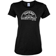 Ladies Heavyweight 50/50 T-Shirt - Front Heat Press Decoration