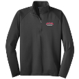 1/4 Zip Performance Pullover - Embroidered Decoration