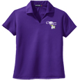 Ladies Performance V-Neck Sport Shirt