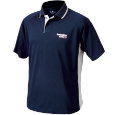 Color Blocked Wicking Sport Shirt