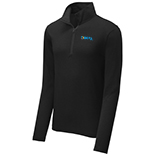 Posi-Charge Tri-Blend Wicking 1/4-Zip Pullover