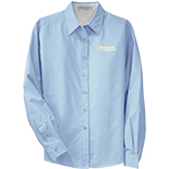 Ladies' Long Sleeve Easy Care Button-Down Shirt