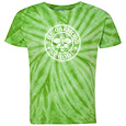 Youth Cyclone Tie-Dyed T-shirt