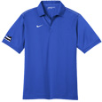 NIKE Performance Polo with contrast stitch