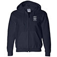 IFD Full Zip Hooded Sweatshirt