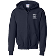 IFD Youth Full Zip Hooded Sweatshirt