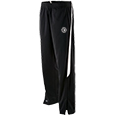 Soft Knit Polyester Warmup Pant