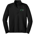 1/4 Zip Performance Stretch Pullover
