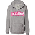 Ladies Hooded Sweatshirt