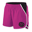 Ladies Junior Fit Running Short