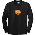 Youth Long Sleeve T-Shirt - D1 Puck
