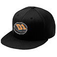 Flat Bill Flexfit D1 Puck Cap