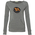 Juniors' Maniac Fleece Crewneck Sweatshirt