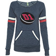 Juniors Eco Fleece Sweatshirt