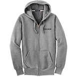 Super Heavyweight Full-Zip Hooded Sweatshirt