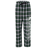 Flannel Pants With Pockets - Inventory