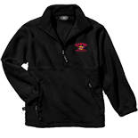 Fleece Pullover - Fastpitch logo