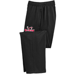 Youth Performance Fleece Pant - Baseball Logo