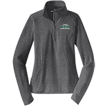 *Ladies 1/2 Zip Performance Pullover