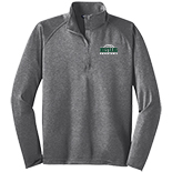 *1/2 Zip Performance Pullover