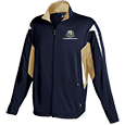 Full Zip Warm-up Jacket - Men's