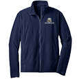Full Zip Microfleece Jacket - Men's