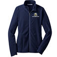 Full Zip Microfleece Jacket - Ladies