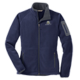 Mid-Weight Fleece Full-Zip Jacket - Ladies'