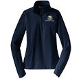 1/2 Zip Performance Pullover - Ladies