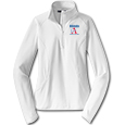 Ladies 1/2 Zip Performance Pullover
