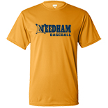 Men's wicking tee - Baseball