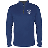 Youth 1/4 zip Performance Pullover - The Academy