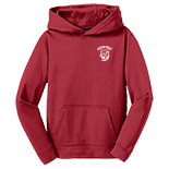 Youth Performance Hooded Sweatshirt - The Academy