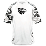 YOUTH Camo Performance Shirt