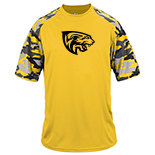ADULT Camo Sport Performance Shirt