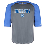 Practice Youth Performance Baseball Shirt
