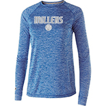 Ladies Electrify Long Sleeve Shirt