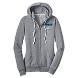 Juniors Fleece Full-Zip Hoodie