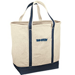 Large Heavyweight Canvas Tote