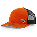 Richardson Twill Mesh Snapback Hat