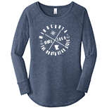 Ladies Perfect Tri Long Sleeve Tunic